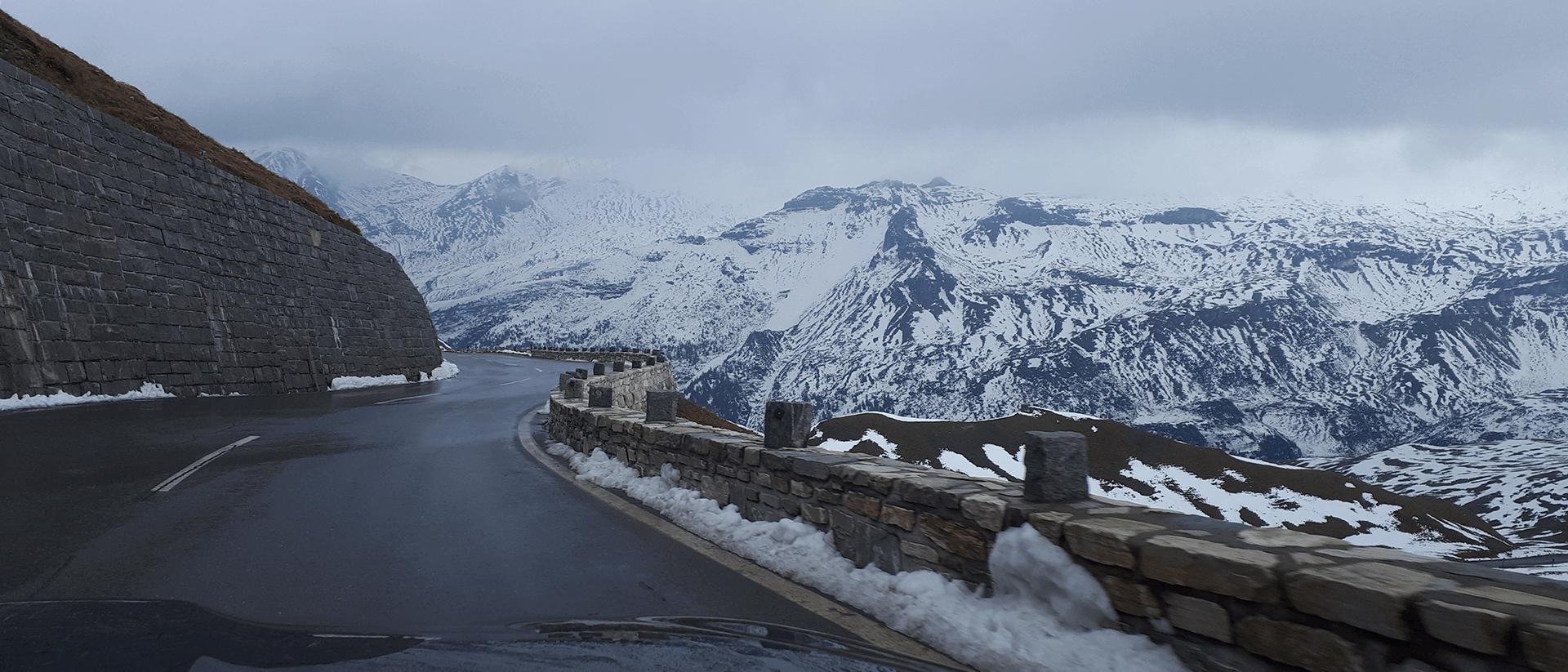 הרי האלפים והדולמיטים